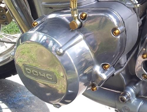 DOHC Double OverHead Camshaft