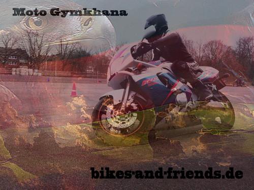 Moto Gymkhana