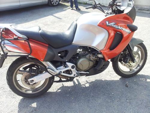 HONDA XL 1000 V VARADERO (SD01)