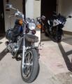 2 Bikes vor meine...