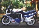 SUZUKI GSX-R 750 (GR77B)