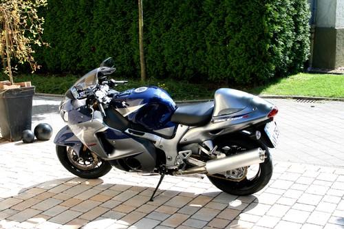 SUZUKI GSX 1300 R HAYABUSA (GSX1300R)